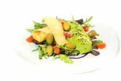 Omletă avocado image
