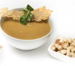 Supă cremă de legume cu chimen image
