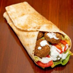 Falafel lipie  image