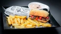 Meniu Sandwich Philly Cheese Steak  image