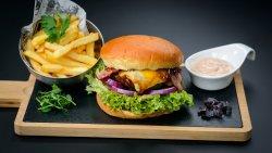 Meniu Sky Legend Burger image