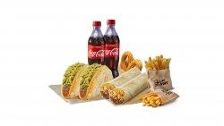 Cheesy Gordita Crunch Duo Box image
