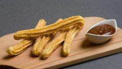 Caramel churros  image