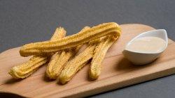 Vanilla churros  image