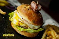 -50% : Meniu Legion Burger House image