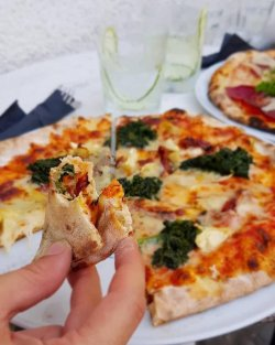 Pizza - Vegetarians all the way image