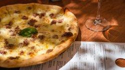 Pizza Salsiccia nostrana image