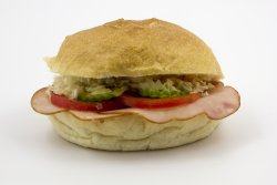 Sandwich pulpa de porc