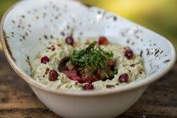 Mouthabal. Salată de vinete libaneză image