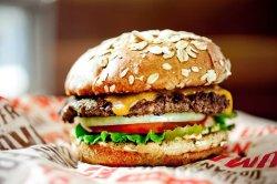 Chicago Burger image