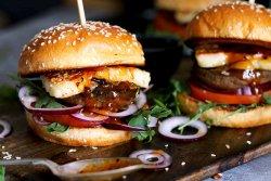 Greek Burger image