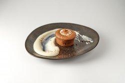 Lava cake cu mousse de mascarpone image