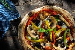 Pizza Ortolana image