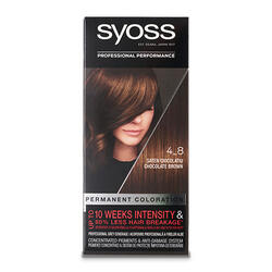 Syoss Color Vopsea Chocolate Brown 4-8