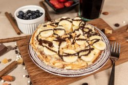 BEL.  Nutela,vanilie,biscuiti,banane,top image