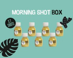 Morning shot box image