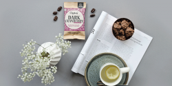Chokay dark cranberry snack pack image