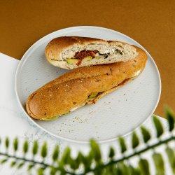 Fresh sandwich brânză de capră  image