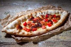 Pizza kebab pui image