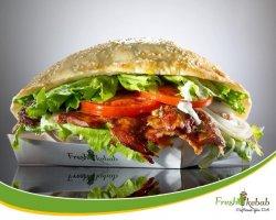 Fresh kebab pui image