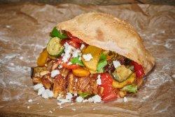 Sebze kebab pui image