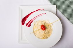 Spaghetti aglio, olio, peperoncino  image