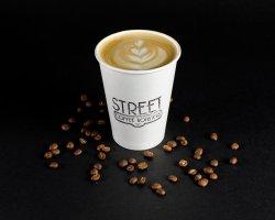 Cafea cu lapte image