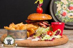 Meniu Burger de vită image