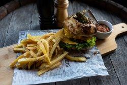 Joy Cheeseburger  image