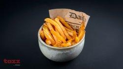 Cartofi prăjiți cu brânză rasă image