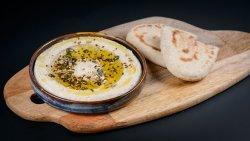 Hummus cu mix de semințe  image