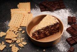Tort de biscuiți  image