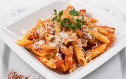 Penne all amatriciana image