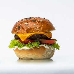 The Library Burger image