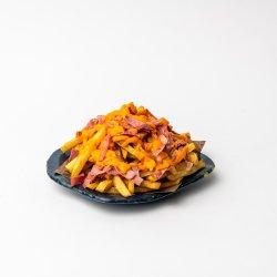 Cratofi prăjiți cu bacon și brânză cheddar image