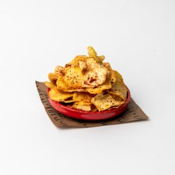 Homemade Vegetable Spicy Chips image