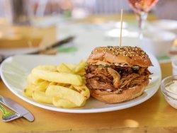 Pulled Pork Sandwich image