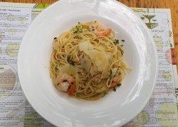 Spaghette aop cu creveti image