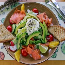 Salată fresh image