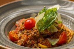 Spaghete bolognese/Spaghetti Bolognese