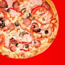 Pizza Paesana Ø 32 cm  image