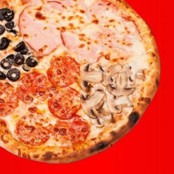 Pizza Quatro Stagioni Ø 40 cm image