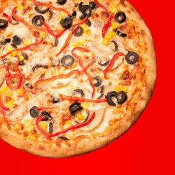 Pizza Vegetariana Ø 40 cm  image
