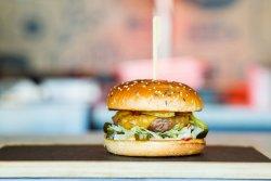 Hottie cheeseburger image