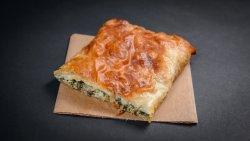 Plăcintă cu spanac și brânză image
