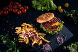 Happy Fi (Happy Burger + cartofi) image