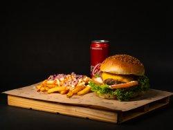 Joy F XXLi (Joy Burger + cartofi) image