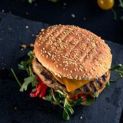 Chicken Burger XXL image