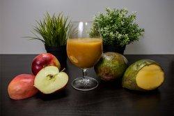 Fresh de mere si mango image