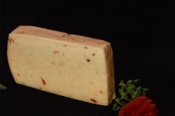 Brânză maturată cu ardei image